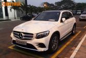 """Mercedes-Benz GLC mới """"lộ hàng"""" trước giờ ra mắt VN"""