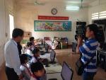 Tân Hiệp Phát tặng máy vi tính cho học sinh dân tộc thiểu số Xuân Lũng, Phú Thọ
