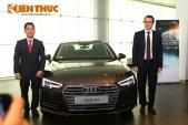 """Chưa ra mắt chính thức, Audi A4 2016 đã """"lộ hàng"""""""