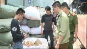 HN: Bắt giữ xe tải chở 6 tấn thuốc bắc nhập lậu từ TQ