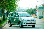 Toyota Việt Nam triệu hồi 764 xe Innova do lỗi cửa sau