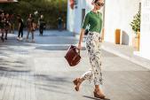 Street style Tuần thời trang quốc tế Việt Nam đẹp như Paris
