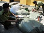 Bắt nửa tấn thuốc đông y nhập lậu có chữ Trung Quốc