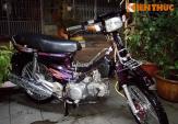 Honda Super Dream Việt độ kiểng của dân chơi Sài Gòn