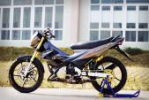 """Suzuki Raider 150 """"lên đồ"""" cực khủng tại Việt Nam"""