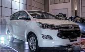 Toyota VN triệu hồi 764 xe Innova dính lỗi cửa sau