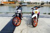 """""""Xế cỏ"""" Honda Wave & Yamaha Sirius hàng khủng tại VN"""