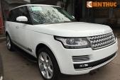 Xế sang Range Rover Hybrid 2016 giá gần 6 tỷ về Hà Nội