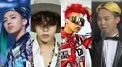 """Những kiểu tóc """"đố ai dám thử"""" của G-Dragon"""