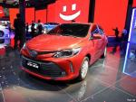 """Toyota bất ngờ """"show hàng"""" Vios mới tại Trung Quốc"""