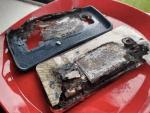 Samsung Galaxy S6 Edge+ cháy đen khi đang sạc