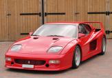Koenig Ferrari Testarossa 28 tuổi mạnh ngang LaFerrari