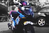 """Yamaha Nouvo SX """"độ siêu độc"""" của dân chơi Sài Thành"""