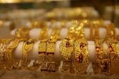 Giá vàng cuối ngày 4/5 giảm mạnh, mất mốc 34 triệu đồng/lượng