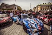 """Dàn siêu xe """"hàng khủng"""" khởi tranh Gumball 3000 2016"""