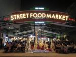 Món ăn đường phố ngon khó cưỡng lại khi đến BenThanh Street Food Market