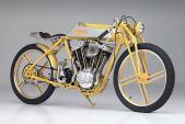 "Ngắm Harley-Davidson Ironhead độ board tracker ""siêu dị"""
