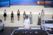 """Dàn mẫu Tây """"vô hồn"""" tại BMW World Vietnam 2016"""
