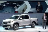 Ridgeline 2017 - xe bản tải thế hệ mới của Honda