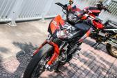 """""""Vua đường phố"""" Yamaha Exciter 150 bánh căm tại VN"""
