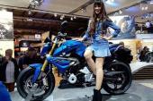 Naked-bike giá rẻ BMW G310R sắp về VN có gì?