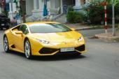 """Cường Đô La """"tậu bò"""" Lamborghini Huracan giá 13,3 tỷ"""