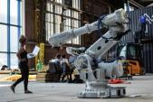 Hà Lan: Xây dựng cầu thép bằng máy in 3D