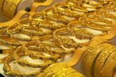 Giá vàng hôm nay 11/5: Giá vàng SJC tăng 80.000 đồng/lượng