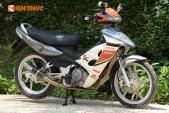 """Suzuki FX125 - """"siêu xế nổ"""" một thời của dân chơi Việt"""