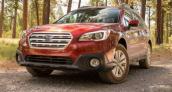 Subaru ngừng bán, triệu hồi xe Legacy và Outback