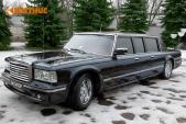 Limousine ZIL 4112R của Tổng thống Nga giá 1,2 triệu USD