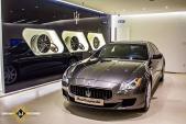 """""""Soi"""" xế sang Maserati Quattroporte S Q4 giá 6,7 tỷ tại VN"""