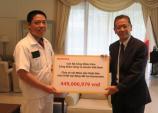 Honda Việt Nam ủng hộ các nạn nhân động đất ở Kumamoto