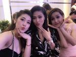 Biên tập viên VTV Ngọc Trinh đọ sắc bên dàn á hậu