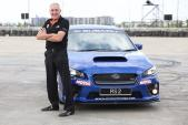 """Stunter Russ Swift sắp """"làm xiếc"""" với xe Subaru tại Hà Nội"""