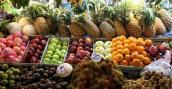 Trái cây ngoại và nỗi lo hoa quả