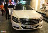 """""""Chạm mặt"""" Mercedes Maybach S600 giá 12 tỷ tại Sài Gòn"""