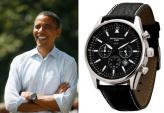 Điều bất ngờ và ít ai biết về đồng hồ của TT Obama