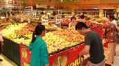 Trái cây ngoại giá rẻ đổ bộ cạnh tranh hoa quả trong nước