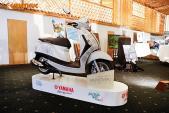 Xe tay ga Yamaha Grande Swarovski giá hơn 400 triệu tại VN