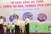 Bảo Việt Nhân thọ đóng góp 2,5 tỷ đồng cho các hoạt động vì trẻ em