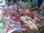 Thông tin thịt trong siêu thị