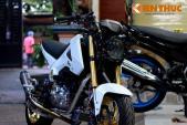 """Honda MSX125 lên """"full đồ chơi"""" hàng hiệu tại Sài Gòn"""
