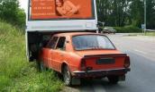 Những pha tai nạn xe