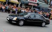 """""""Soi"""" Cadillac chống đạn của Tổng lãnh sự Mỹ tại VN"""