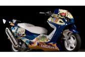 """Xế tay ga Honda Forza 250 phong cách """"trẻ trâu"""" siêu độc"""