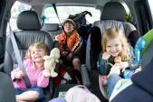 Xe hơi và những điều cần biết cho trẻ nhỏ
