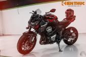 Dân chơi Sài Gòn độ naked-bike Kawasaki Z800