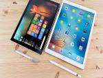 Microsoft Surface Pro bất ngờ vượt mặt Apple iPad Pro