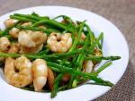 Các món ăn ngon chế biến từ măng tây